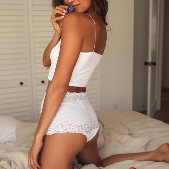 Free People Other - NWT Free People Caroline Hipster Undie Size S
